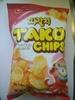 Tako Chips Nongshim - Produit
