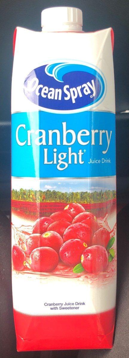 Cranberry Light - Producte