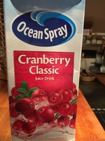 Cranberry Classic - Producto