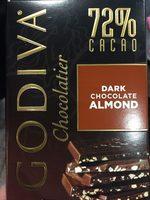 Dark Chocolate Almond - Product