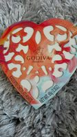 Godiva - Nutrition facts