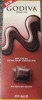 85% Cacao Extra Dark Chocolate - Producto - es