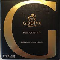 Godiva Dark Chocolate - Product
