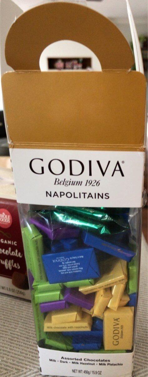 Napolitains - Produit - fr