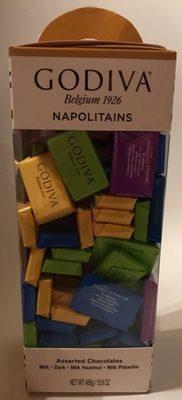 Minis Chocolates Godiva Sabores Diversos - Product