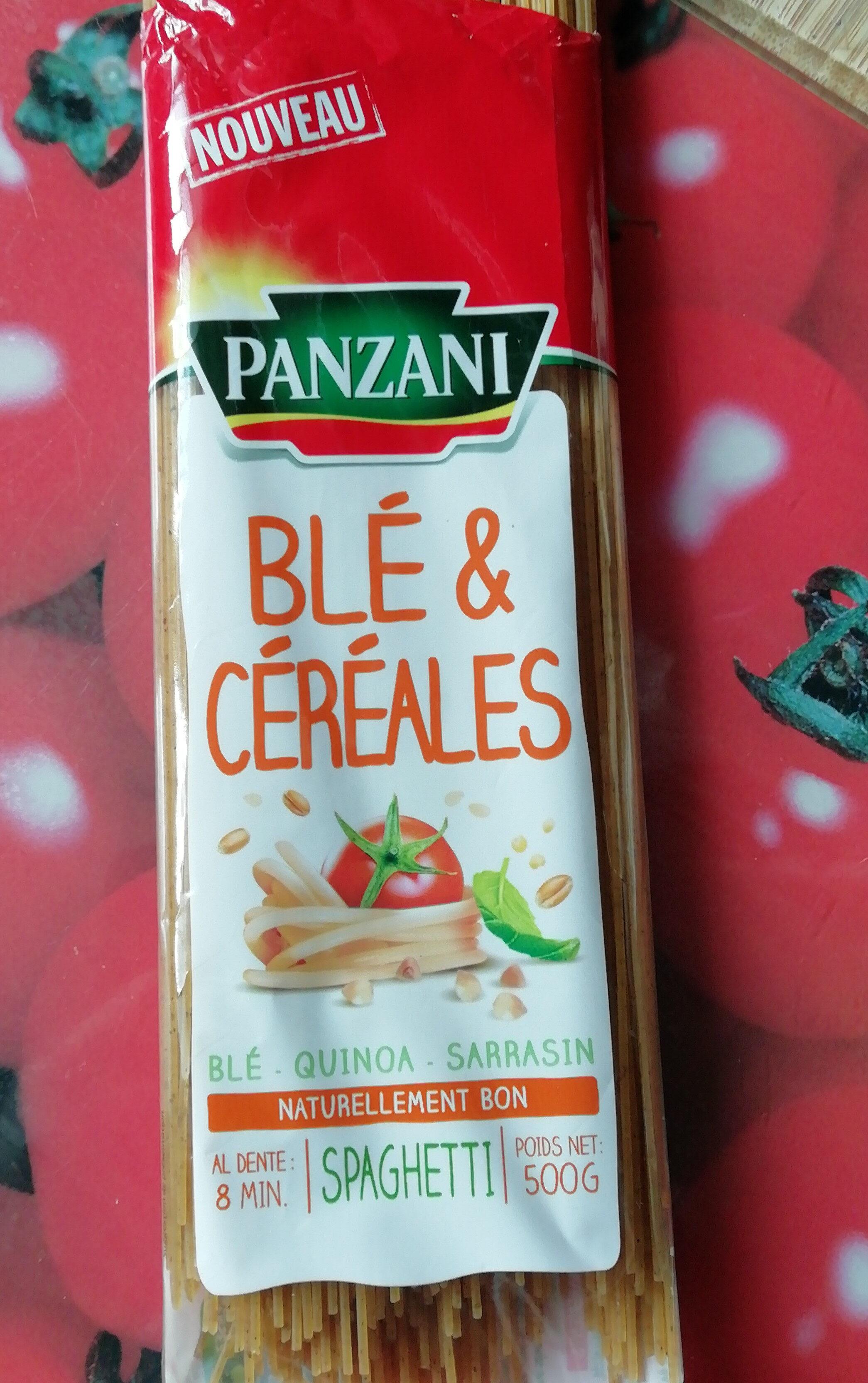 blé et céréales - Product