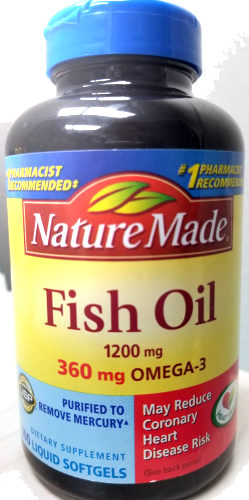 Fish Oil - Product