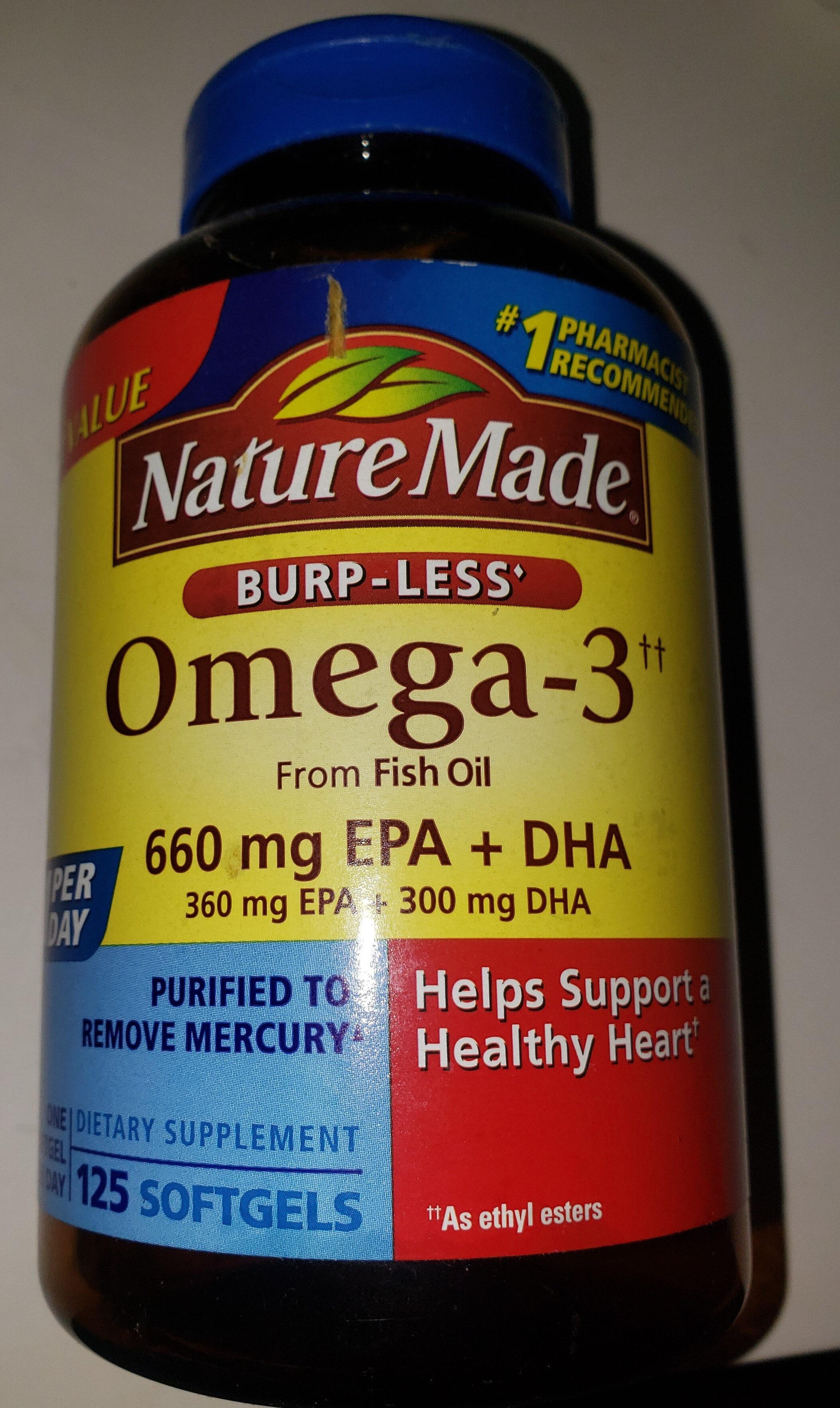 Omega-3 - Produit - fr