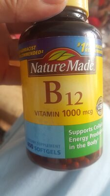 natural made nutritional products - Ingredients - en