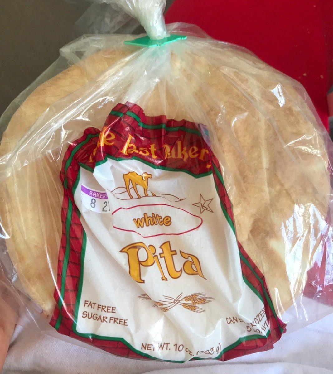 White pita - Produit - fr