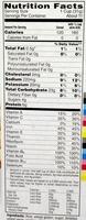 Special K original - Nutrition facts - en