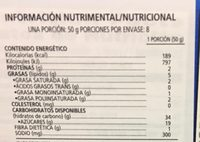 POP TARTS FROSTED cookies & créme - Informations nutritionnelles - es