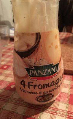4 fromages a la creme et au mascarpone - Produit - fr