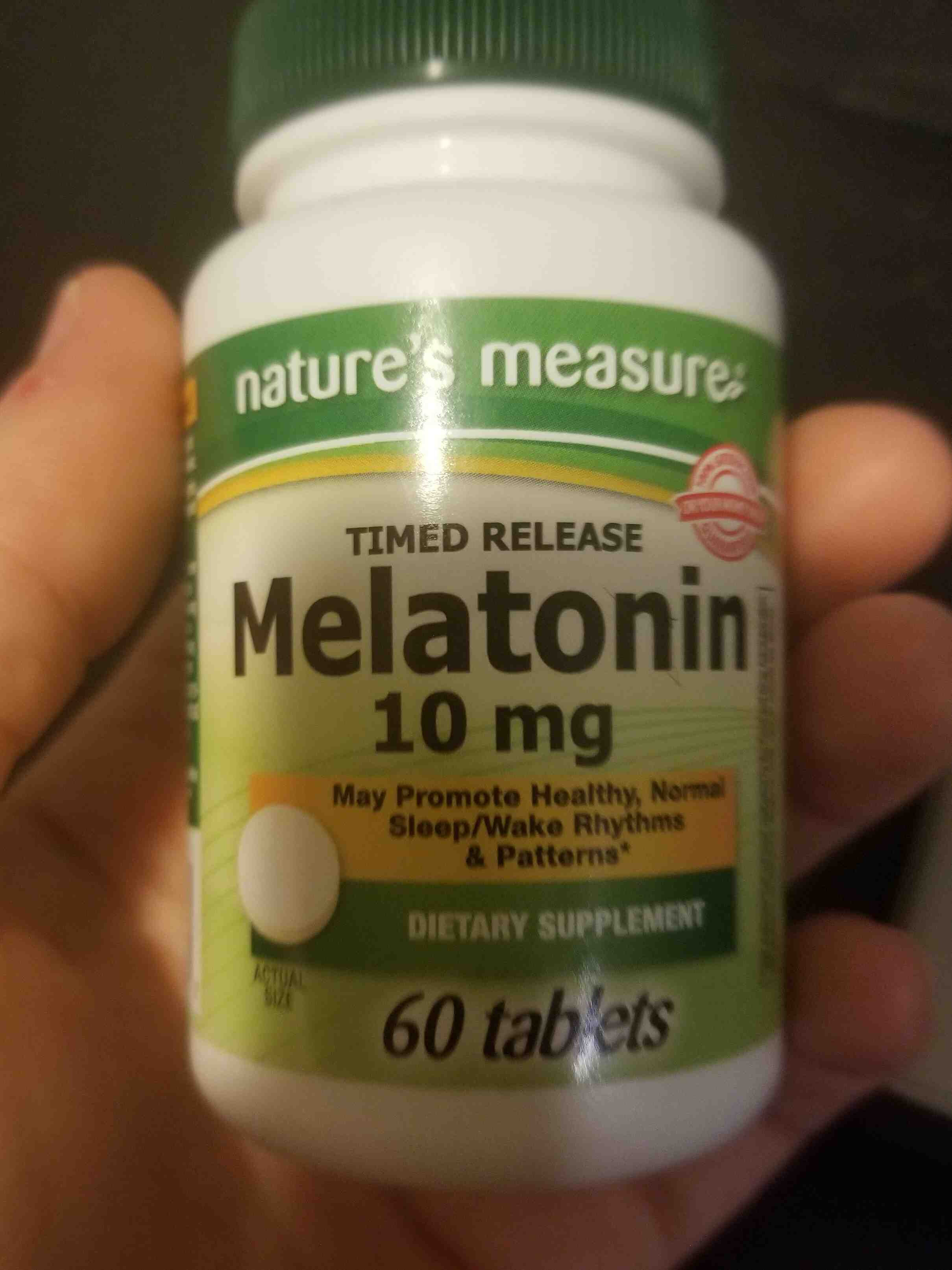 melatonin melatonin - Product - en