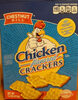 chicken flavored crackers - Product