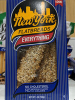 New york, flatbreads everything - Product - en