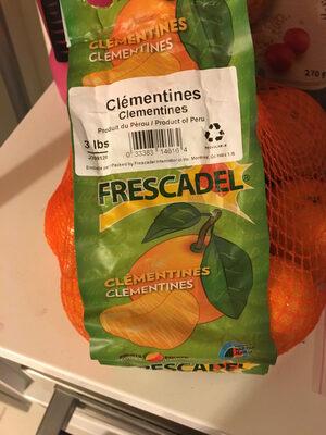 Clementine Oranges - Produit - en