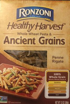 Ronzoni, healthy harvest, whole wheat pasta & ancient grains - Product - en