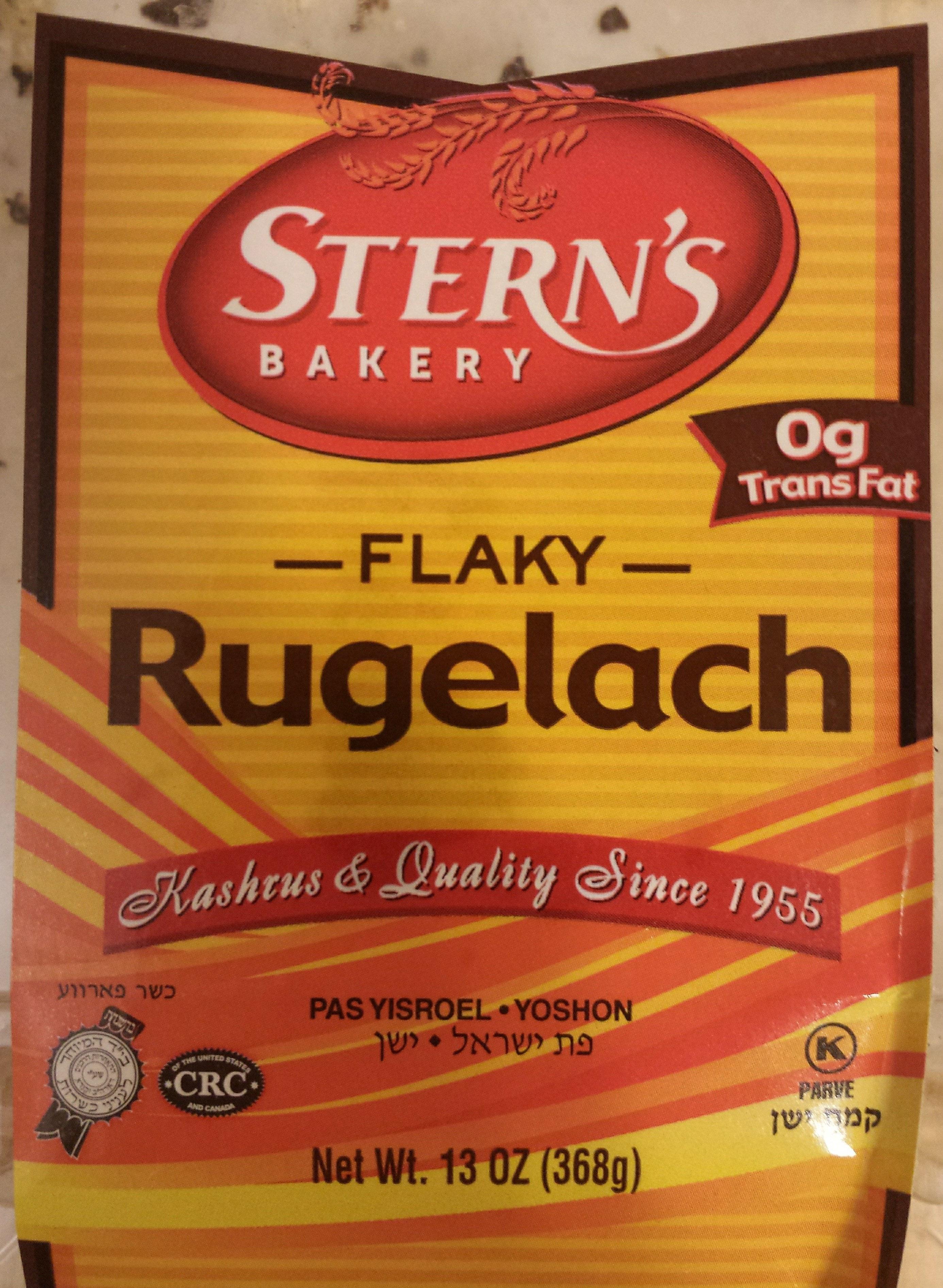 Flaky Rugelach - Product - en