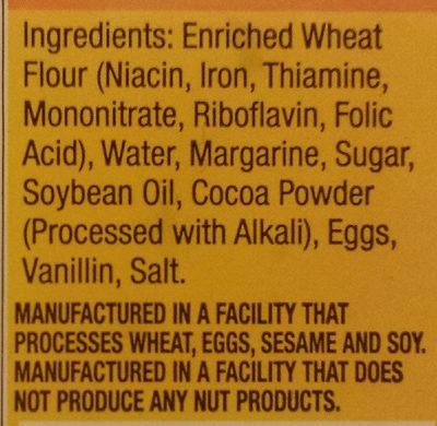 Flaky Rugelach - Ingredients - en