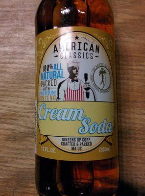 Cream soda - Product - nl