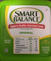 Buttery spread - Produit - en