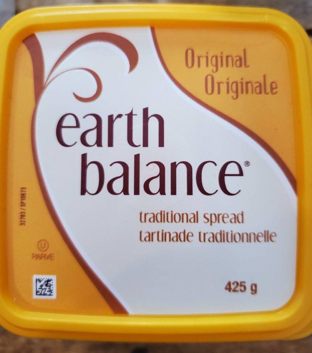 Earth balance - Product