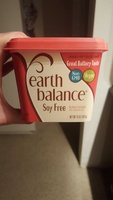 Earth balance, soy free buttery spread - Product - en