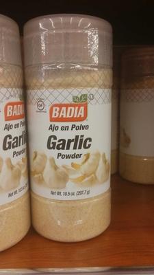 Garlic powder - Product