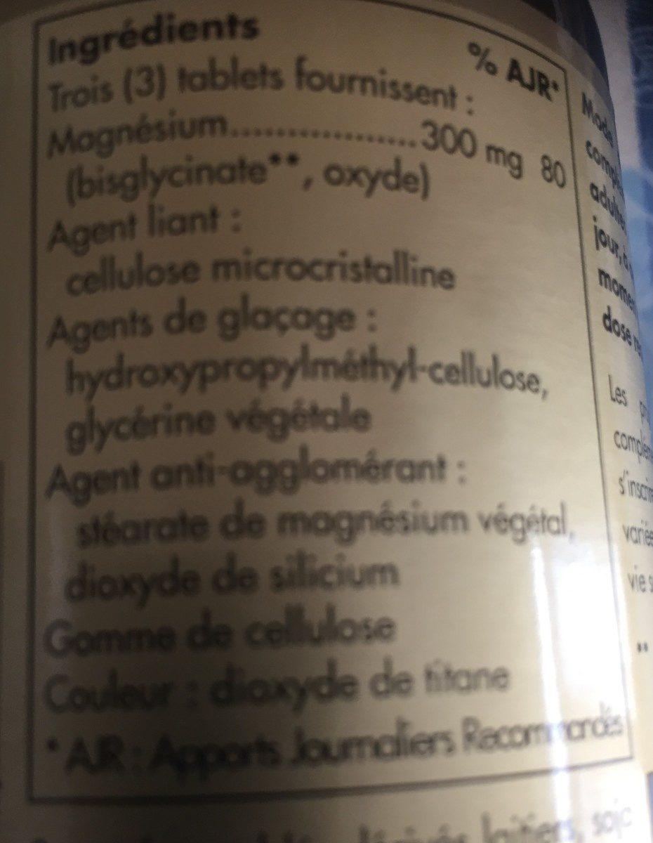 Magnesium bisglycinate - Product