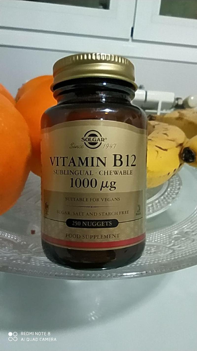 Vitamin B12 - Producto - es
