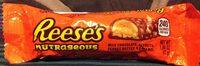 Barre Chocolat Beurre de cacahuètes - Produit - fr