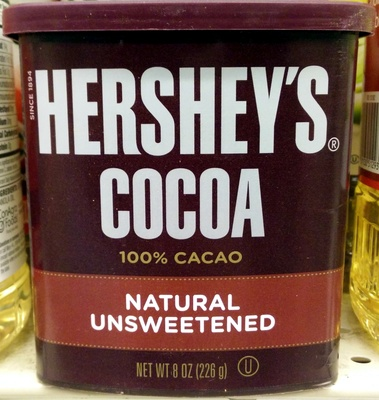 Natural Unsweetened Cocoa - Product