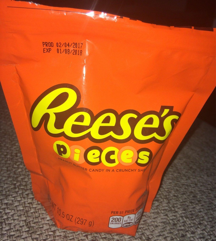 Reese's Pieces Au Beurre De Cacahuètes - Product
