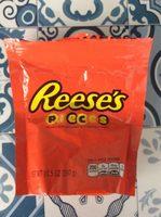 Reese's Pieces Au Beurre De Cacahuètes - Voedigswaarden
