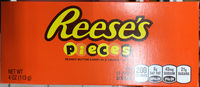 Pieces peanut butter candies - Produit - en