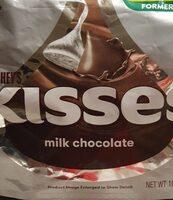 Milk chocolate candy - Produit - en