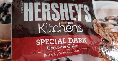 Hershey's chocolate chips - Produit - en