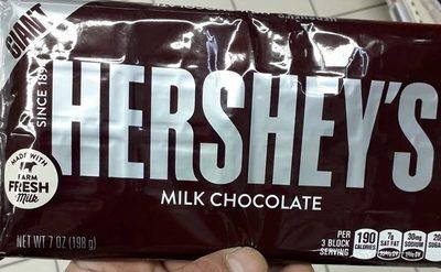 Hershey Giant Milk Chocolate - Product