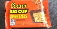 reese's big cup with pretzels - Product - en