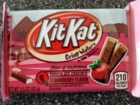 Kit Kat Chocolate Strawberry - Produit