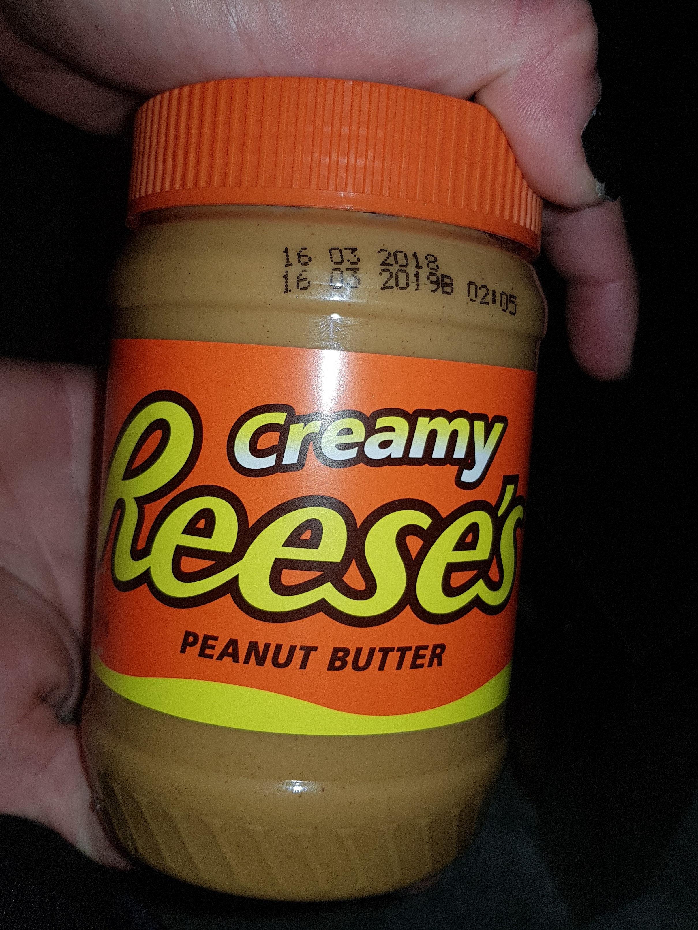 Creamy Peanut Butter - Produit - fr