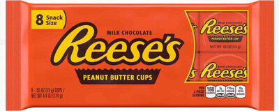 Peanut butter cups - Product - en