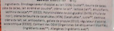 Peanut Butter Cups 3 Pack - Ingrédients - fr