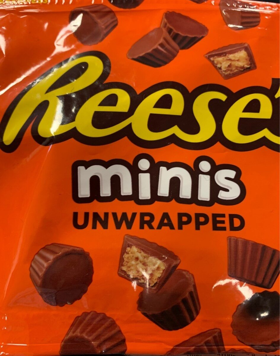 Reese& minis peanut butter cups - Product - en