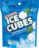 Ice cubes peppermint sugar-free gum - Product