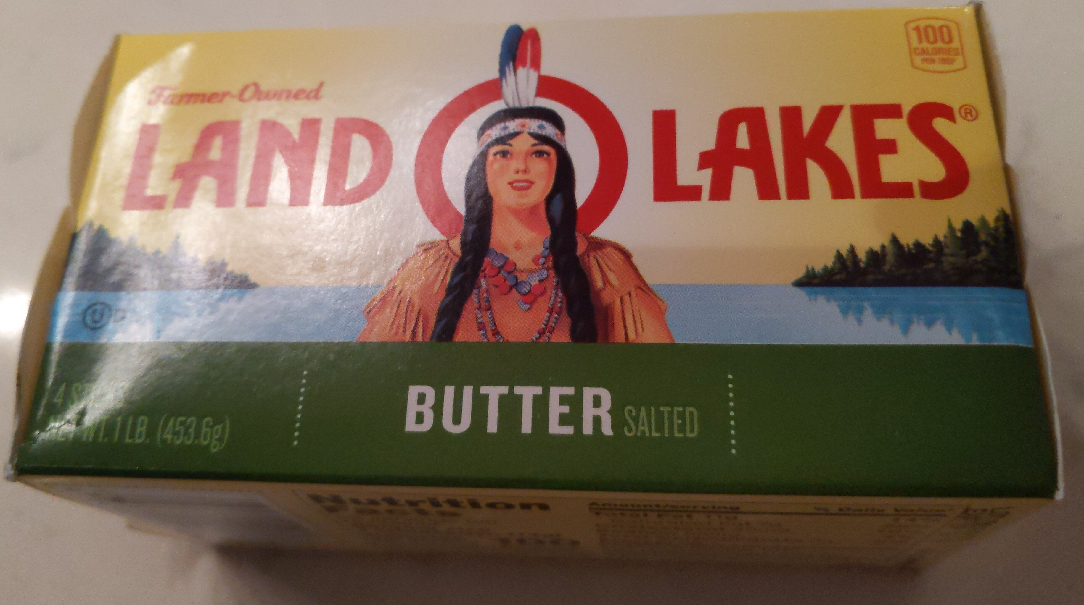Butter - Product - en