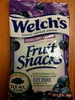 Concord Grape Fruit Snacks - Product