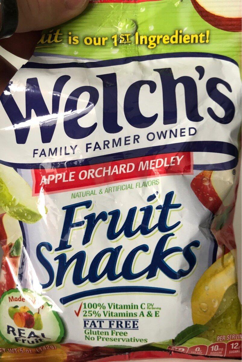 Fruit Snacke - Produit