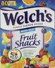 Fruit Snacks - Produit